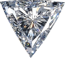 trilliant diamond cut